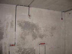 Электромонтажные работы в квартирах новостройках город Чита