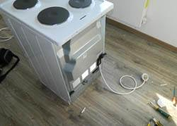Установка, подключение электроплит город Чита